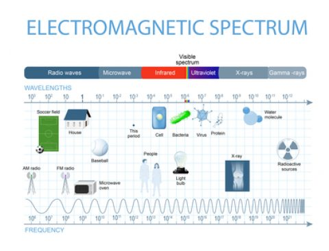 Electromagnetic Signals Are Produced by Aqueous Nanostructures